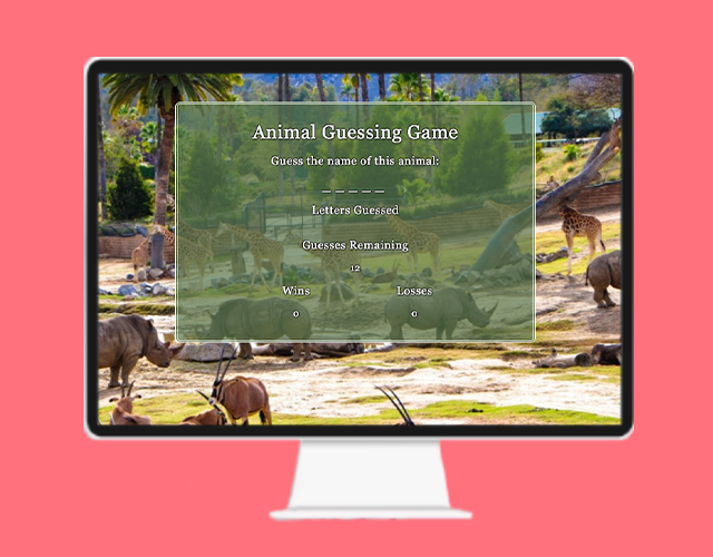 animal word guessing game featured image