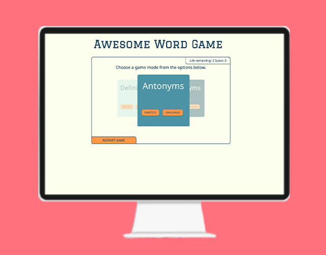awesome word game featured image