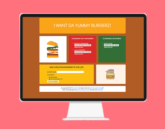 burger app featured image